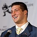 Tim Tebow Gives His Take on the NFL Lockout and the need for Pro Athlete Role Models Today